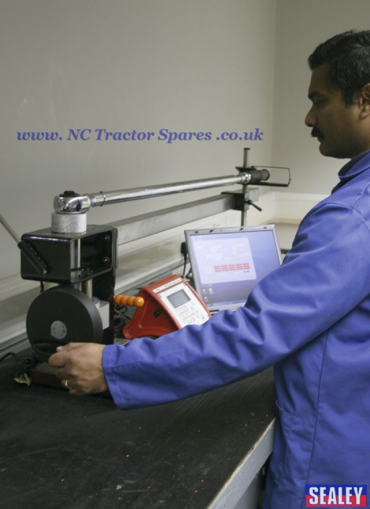 Torque Wrench Calibration Charge 1/4